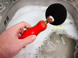 designed-for-life:  Diva Washing-up Sponge