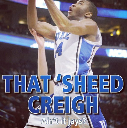 @dukeblueplanet: And the award for best headline goes to our student newspaper today (x) (Article)