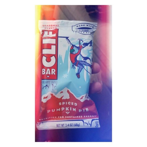 Best clif I've ever had why are these seasonal