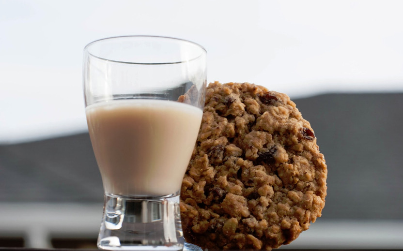 The Oatmeal Cookie Shooter, ya lush.