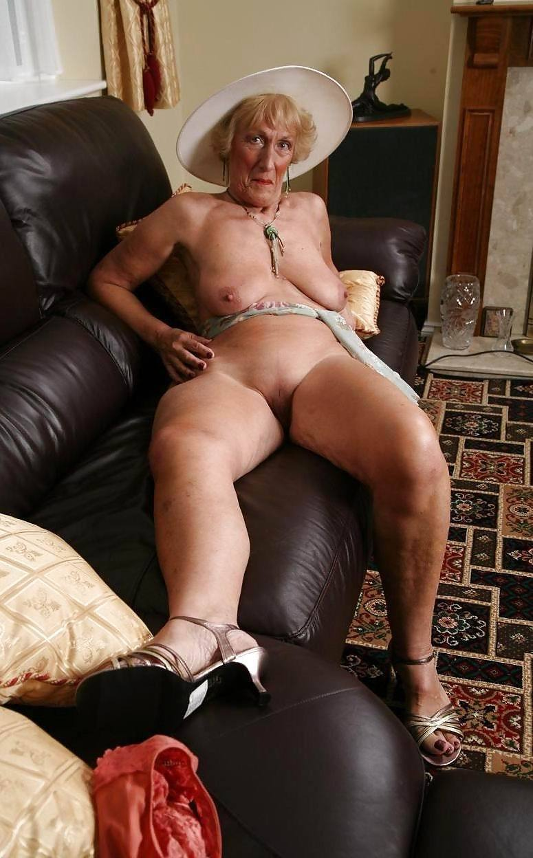 Amateur granny part