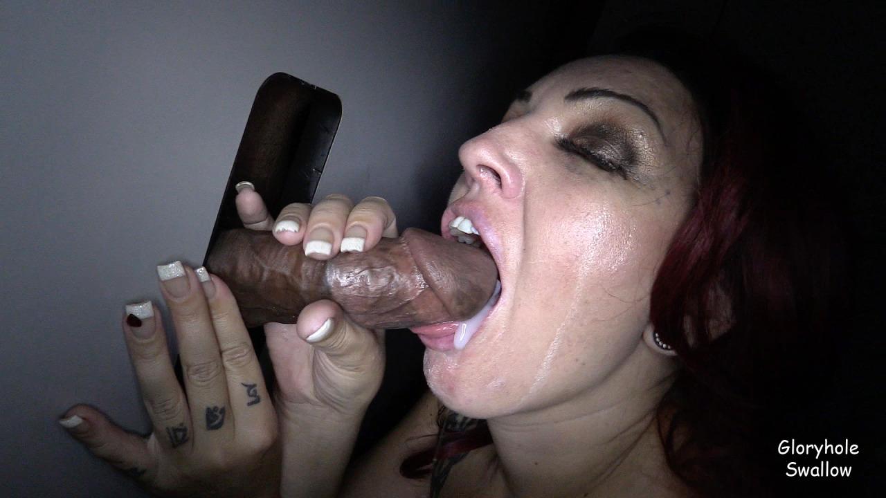 Amateur wont swallow