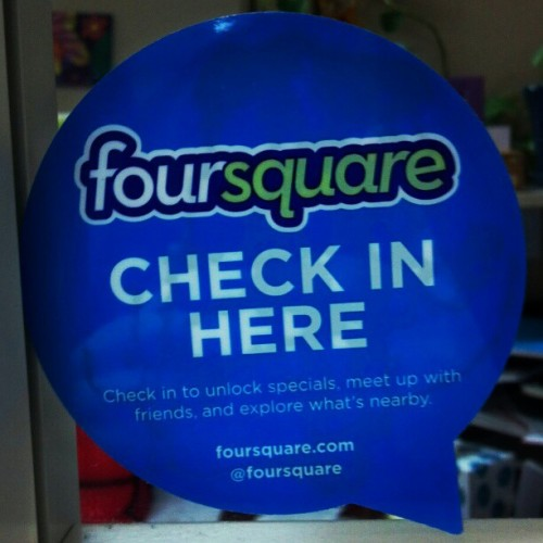 "We're on Foursquare now! Find us at ""The Cameron Team"". Check in to keep up with the cool things we're doing around Wilmington. #4sqcling (at The Cameron Team)"
