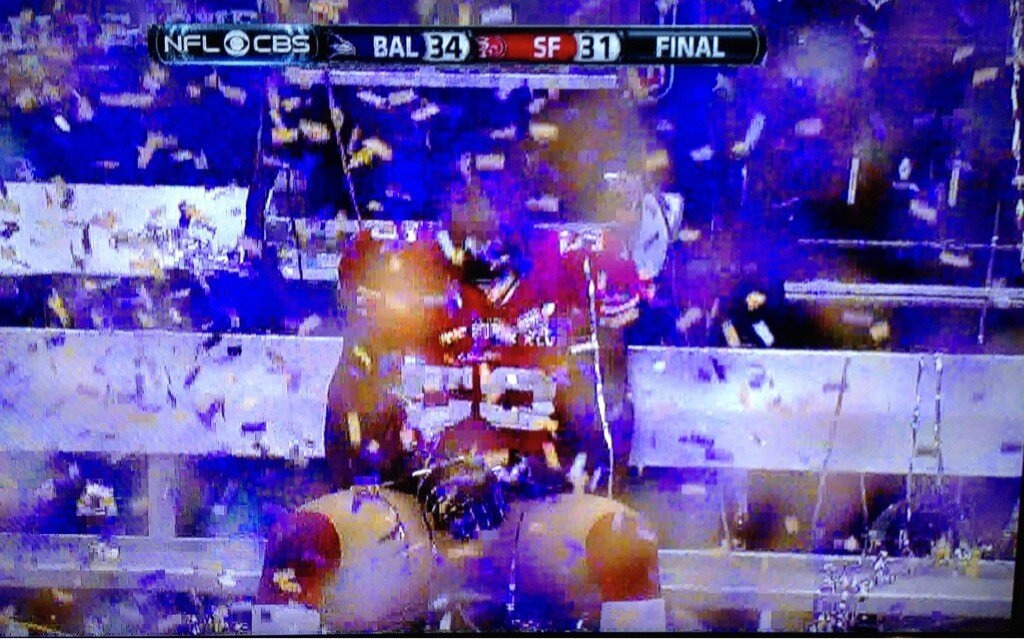 Football Players Sitting Alone In Confetti dot Tumblr dot com