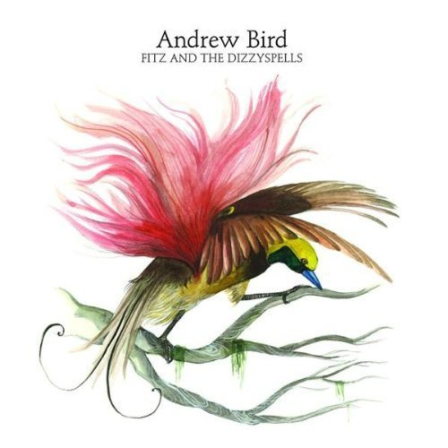 "Andrew Bird's latest EP, Fitz and the Dizzyspells, was released on 11 May 2009. The EP contains the track ""Fitz and the Dizzyspells"" off of Noble Beast, along with four different tracks, three of them being offcuts of previously recorded songs. Noble Beast's ""Anonanimal"" is revamped with a more personal sense of violin plucking and clearer, less misconstruable vocals, and it is retitled ""See the Enemy"". Also off Noble beast is one of Bird's masterpieces, ""Tenuousness"". On the Fitz EP, this track feels a bit more raw and is slowed down a bit. Since these two songs are my favorite Andrew Bird songs to date, I was convinced Bird couldn't improve upon them, especially when I saw them played live in Philadelphia in January, but I was delightfully mistaken. The two different cuts are so different, but retain the same amazing feel as the originals, so they are perfect additions to this EP. ""Sectionate City"" is a reworking of the track found on the Soldier On EP, and even with the changes, I am still not a fan of this one. Thankfully, Bird finishes off the EP with an excellent instrumental track called ""The Nightshade Gets In It"", which is on the same level as the intricacies found on Useless Creatures. Overall, ""Fitz and the Dizzyspells"" is an excellent song to re-release as an EP, and the offcuts from Noble Beast combine with the instrumental make this yet another welcome addition to Andrew Bird's discography. Recommended Tracks: Ten-You-Us See the Enemy The Nightshade Gets In It Link in photo. Buy it here: http://amazon.com/Fits-Dizzy-Spells-Andrew-Bird/dp/B00274OBRA"