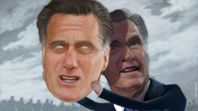 The Real Mitt is the Fake Mitt; or, How Romney is Like a Scooby-Doo Villain This is an older one, but I'm updating my tumblr tonight.