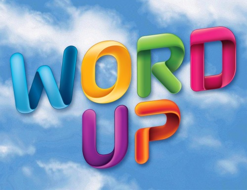 Word up Mondays!