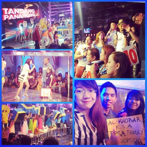 @ It's Showtime earlier. :)