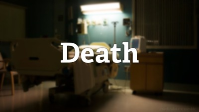 "Death surrounds us. Recently, I have had many emotionally exhaustive shifts at the hospital. Some of my patients looked well; others did not. Regardless, many of them have died under my team's care. We are all destined to that outcome one way or another. In that sense, perhaps it was meant to be - the diseases had progressed too far or the patient could not carry the burden any longer. But my mind lingers on the life that escaped with their last breath, on the last dying days where my life had become intertwined with theirs. My mind races and wanders to what could have been. Had we done enough? Did I do something wrong? If I had seen them a few hours earlier, could I have found a sign of the impending end? Could I have then given the patient and their family a few more precious moments together?  Despite my meticulous combing of the chart, I could never find the answers to these questions. We had done everything we could. In the hospital, death surrounds us, ever hovering in the air, lurking behind every chest pain, kidney failure, and fever. Though we make advances everyday, Death always gets the last word.  ""I'm sorry we could not do more,"" I once said to a rapidly deteriorating patient. ""It's alright. I know you guys tried. I'm grateful for everything. We gave it a hell of a run, didn't we?"" He mustered his fading energy to form a smile. ""Yeah, you sure did."" We shook hands for one last time. ""I'm ready."""