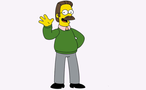 How to dress like Ned Flanders