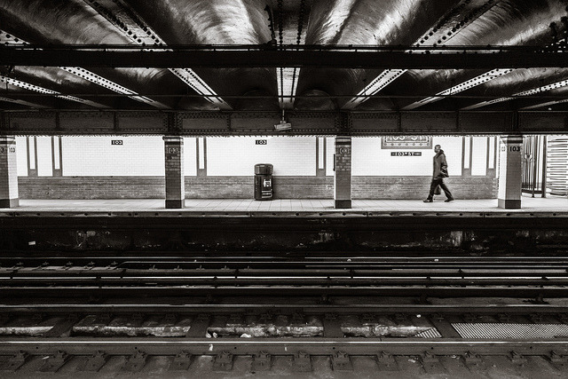 103rd Street Subway Station on Flickr.