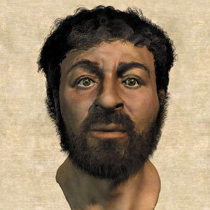 What Jesus should've looked like people, he was from the middle east, not western society…