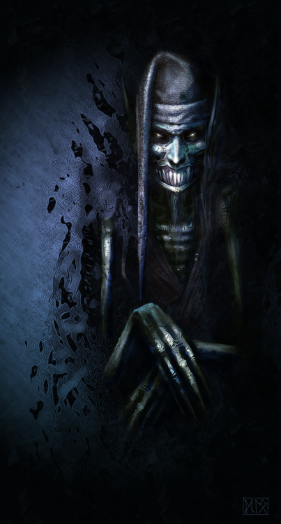 brutals-realm:  Cold Ned the Hobgoblin (Tinkered 'n' Tinted) by *dloliver