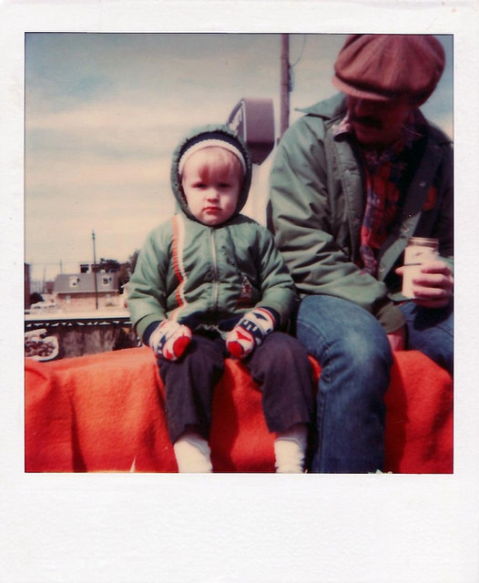 with mittens and dad on Flickr.Dad (the modern day hipster) and lil bro… Mardi Gras Day 19sumnsumn.