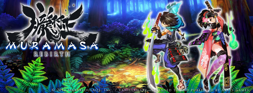 Muramasa Reborn on Vita Muramasa: The Demon Blade, a game you're no doubt familiar with if you've endured our website for any amount of time, will be released on PS Vita in North America by Aksys Games, under the title Muramasa: Rebirth. The Vita port adds new DLC with four new characters to the original Wii edition, and a new localization by Aksys's esteemed writers. It's gonna look so good on that screeeeeeeen. BUY Muramasa: The Demon Blade