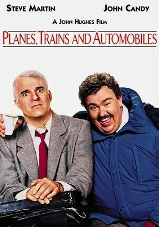"I'm watching Planes, Trains and Automobiles    ""#PLANES, TRAINS AND AUTOMOBILES #Netflex  One of my favorites!!!  ""You'll never makes the 6"" and it goes from there!  Steve Martin, John Candy""                      Check-in to               Planes, Trains and Automobiles on GetGlue.com"