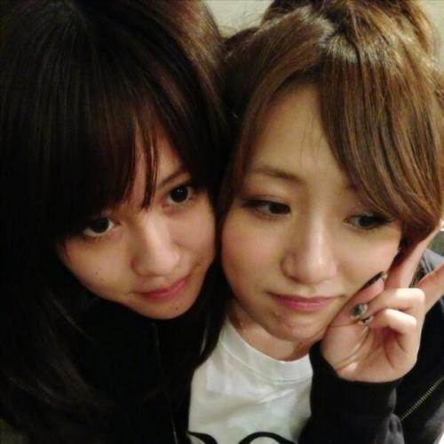 miroku48:   Mariko-sama's Twitter:11:35 p.m.久々ご飯~あつみな(((o(*゚▽゚*)o)))楽しかった〜(^_−)−☆ I had a dinner with AtsuMina after a long time~(((o(*゚▽゚*)o)))I had fun〜(^_−)−☆  OK guys, now you can pass out. :DI've already done. Omgggggggggggggg, Atsukoooooooo!!! ;w; Minamiiiiiiiiii♥♥♥♥♥♥♥♥