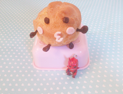 cream puff-kun