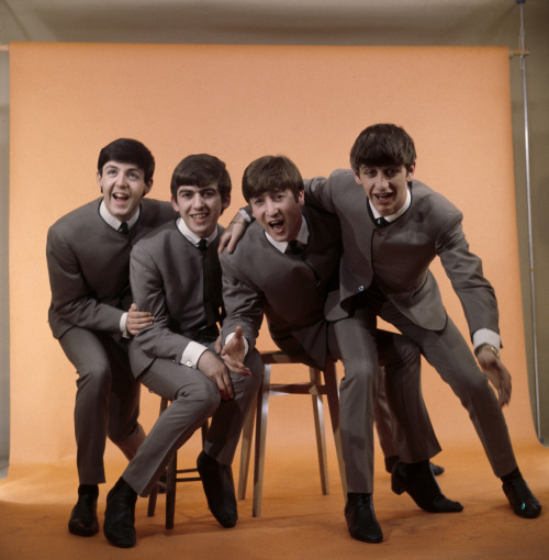 The Beatles, 1964 — Bob van Dam