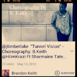 New Video i'm ft. In by  @hiimb  :: Tunnel Vision by Brandon Keith search it on the tube