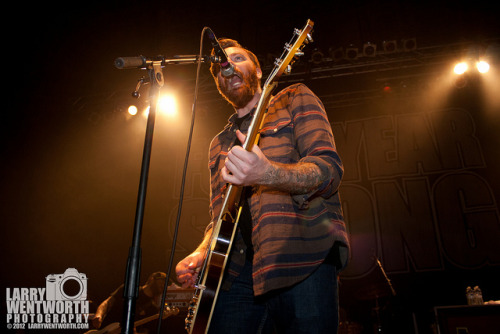 larrywentworthphoto:  Four Year Strong-5 on Flickr.Via Flickr: | Website | Facebook | Email Me | Four Year Strong 12/30/12 Worcester Palladium