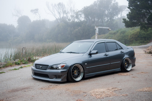 jdmlifestyle:  Sexy Altezza on Work VS-Mesh Photo By: Jason Lau