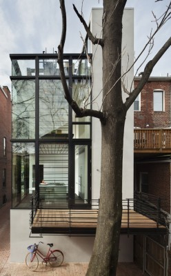 Barcode House / David Jameson Architect