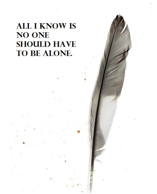 hellenalacroix:  Alone.- Sleeping With Sirens ft. MGK