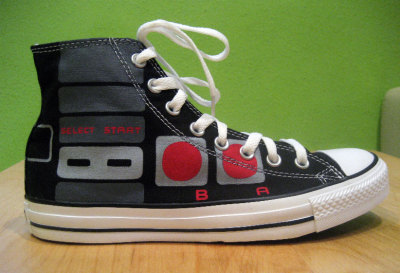 NES Sneakers. Guess my Christmas wishlist starts early this year.