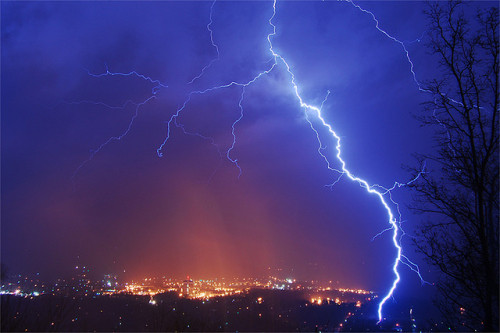 stunningsurroundings:  Ultimate Lightning Shot