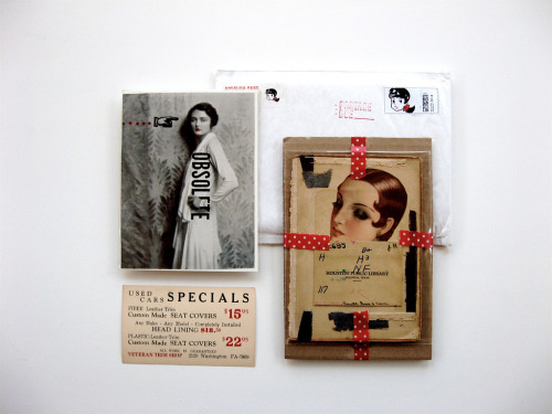 mail art 5 (by bricolagelife)