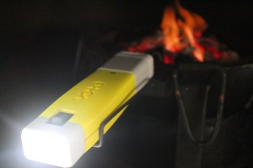 This Device Turns A Charcoal Stove Into A Cell Phone Charger (via Popular Science)