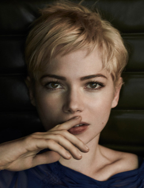 Michelle Williams - HoBo #13 by Mark Segal, Summer 2011