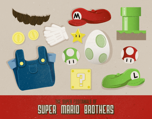 The Super Essentials For Super Mario Brothers by Nick Slater.