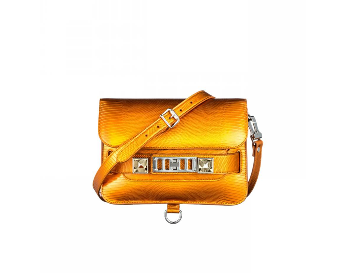 "Your New Best Friend Proenza Schouler held it down with their ""It Bag"" of the last two years, the PS1. As indicated by the countless knockoffs that ensued, including a rather cheeky attempt by Target, the PS1 was a wild success. Competitors will certainly start trying to replicate their newer style, the PS11, seen here. There's a flood of PS1's on eBay right now. The newer PS11 is harder to come by. (Photo courtesy of Proenza Schouler. Text by Jenny Bahn)"