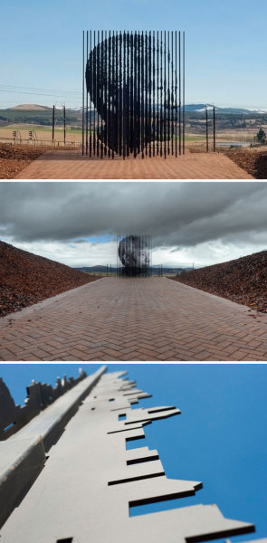 (via nelson mandela monument {in black & white} « plenty of colour)