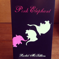 STAFF PICK (15% OFF!) - Pink Elephant by Rachel McKibbens I've wanted to make Pink Elephant by Rachel McKibbens my staff pick for the entire three years I've worked here but was super horrified to write a wack blurb for such a rad book. AND I STILL AM. But, y'all, you need this book of poems in your lives STAT. Pink Elephant is a monster. It will eat all of the other books on your shelf for brunch. It's the anti-debut debut because the poems in this book are seamless and perfectly toned and bold and will live in your brain for days/weeks/years after reading them. (Angel)