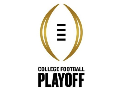 This is the design that won the College Football Playoff logo contest. Any thoughts out there?