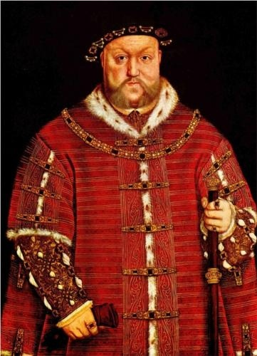 Henry VIII, Hans Holbein the Younger