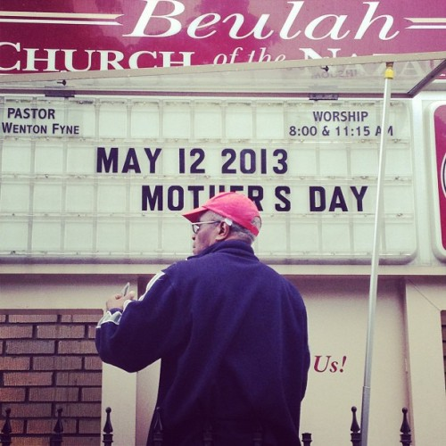 Mother's Day at Beulah Church!