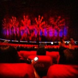 Watching The King and I (at Resorts World Manila)