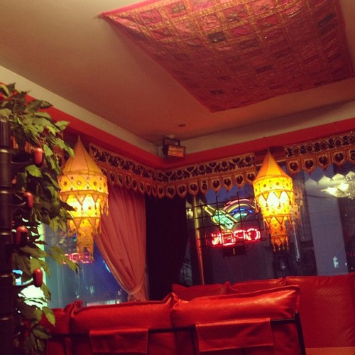 Indian Restaurant, nhaamy #indian #restaurant #seoul #korea #igx3 #c0m #gramfriends  (em Amma)