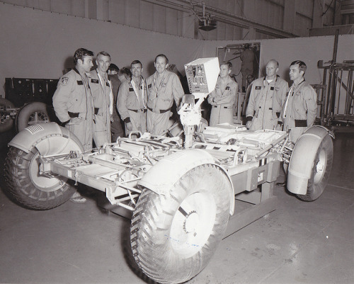 Archive: Apollo Astronauts At Marshall Space Flight Center by NASA's Marshall Space Flight Center on Flickr.