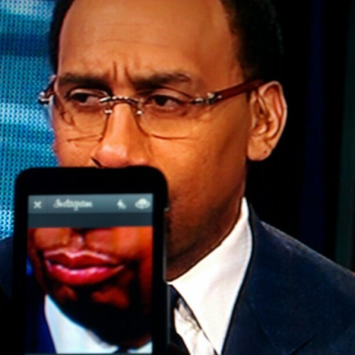 #DoubleInstagribble #StephenASmith #FirstTake #Instagribble #Horse