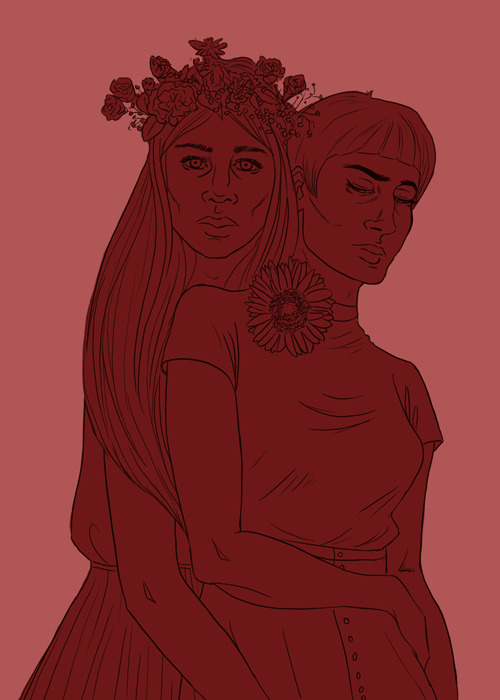 this started as an Utena fanart and I have no idea where it's going now