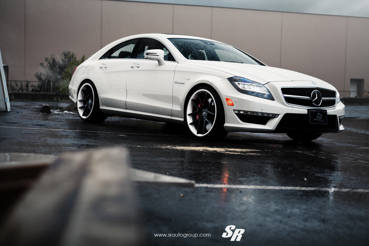 cigarettesandbullshiit:  CLS63. wow