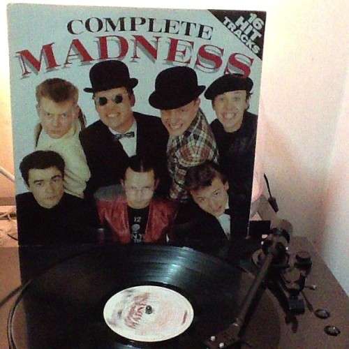 #np Madness - it must be love #80s