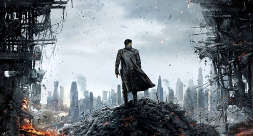Star Trek Into Darkness4/5 Benedict Cumberbatch is some kind of demi-god of acting.