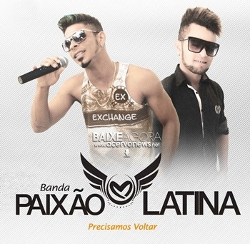 Paixão Latina - CD Promocional 2K17