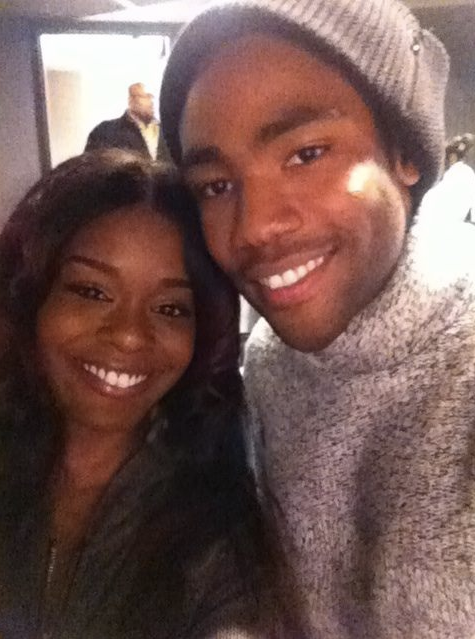 Marry and make babies, please! #AzealiaBanks #DonaldGlover #ChildishGambino